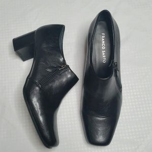 Franco Sarto Moonbeam Booties Size 8.5